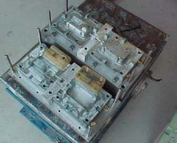 cast kirksite injection mold