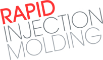 rapid injection molding logo